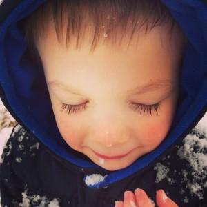 Snowy Jonah
